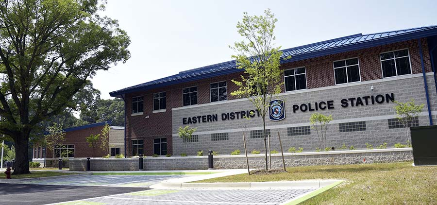 Eastern District Police Station
